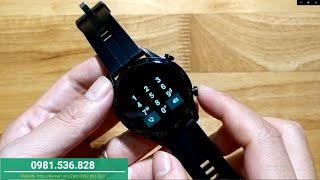 Mở hộp | Đồng hồ thông minh nghe gọi giá rẻ L13c