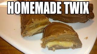 Homemade Twix Recipe   Episode 100