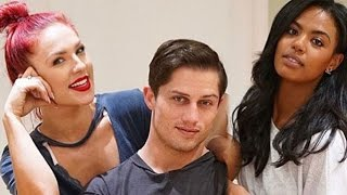 Video EXCLUSIVE: Sharna Burgess Promises 'DWTS' Trio Dance Is Not What You Expect download MP3, 3GP, MP4, WEBM, AVI, FLV Januari 2018