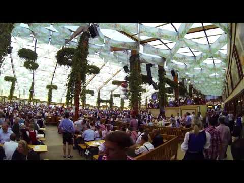 Oktoberfest 2013 Munich, Germany: A Video Tour