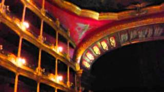 Viaje a México 04: Paseo por Guadalajara, Teatro Degolla