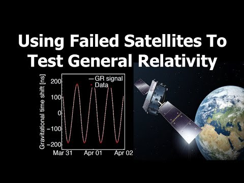 How a Failed Satellite Launch Was Used To Test General Relativity