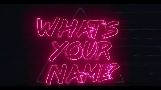 Thane Koi featuring Ace B - What's Your Name (Lyric Video)