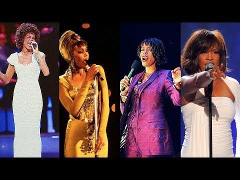 Whitney Houston: Best Live Vocals(1985-2011)