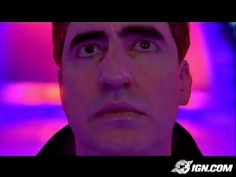 Alfred Molina Dr Octopus Full PS3 demo E3 2005