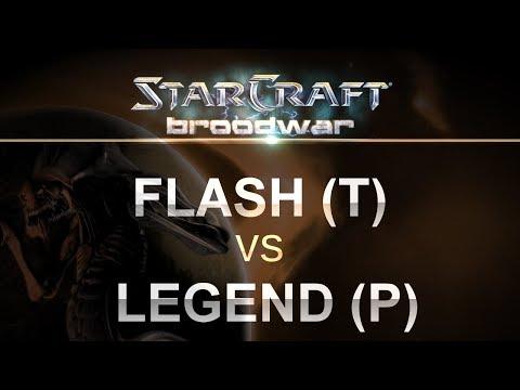 StarCraft - Brood War 2010- Flash (T) v Legend (P) on Fighting Spirit