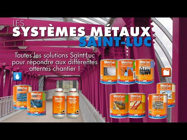 Les SYSTEMES META'LUC de Saint-Luc