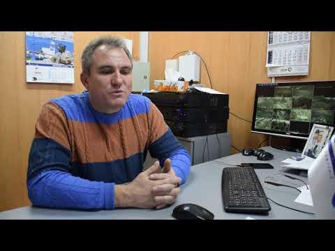 Начальник службы безопасности Олег Ивлев