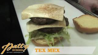 Patty Burger - Tex Mex