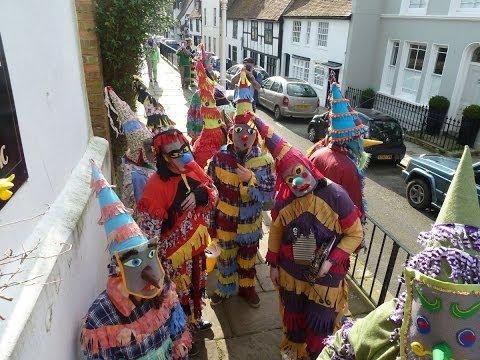 Hastings Fat Tuesday 2014 - Courir De Mardi Gras