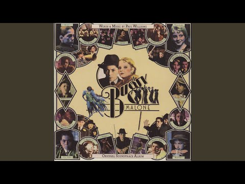 So You Wanna Be A Boxer (From 'Bugsy Malone' Original Motion Picture Soundtrack)