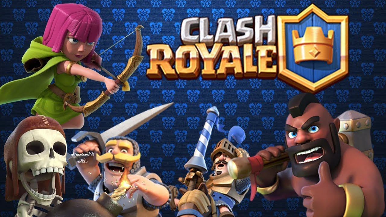 YourPinterest Clash Royale