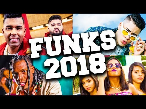 Top 100 Funks Mais Tocados 2018