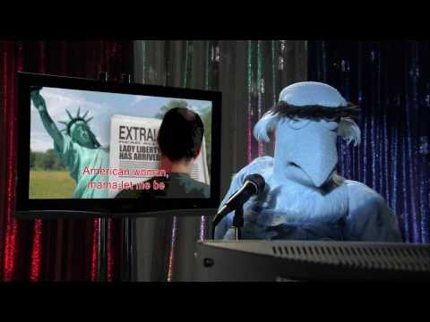 American Woman   Sam the Eagle   Muppet Music Video   The Muppets