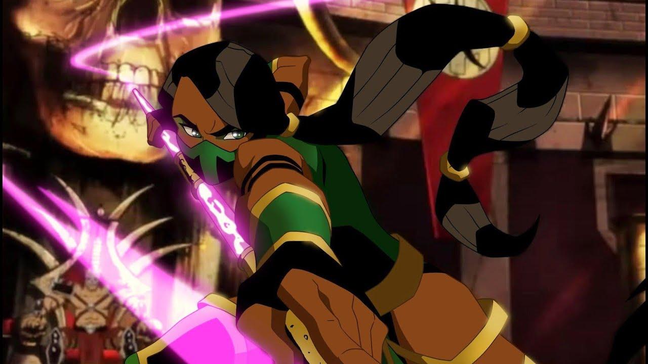 Download Jade - All Fight Scenes   Mortal Kombat Legends: Battle of the Realms