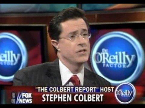 The O'Reilly Factor - Colbert vs. O'Reilly