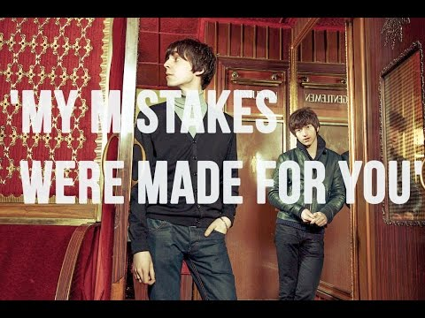 The Last Shadow Puppets - My Mistakes Were Made For You [Lyrics]