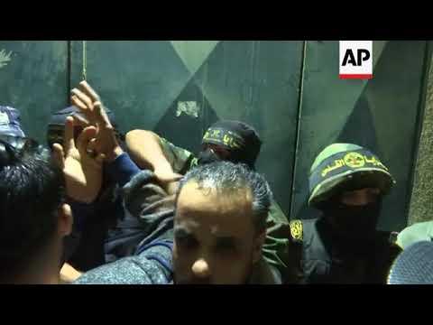 Seven Killed As Israel Destroys Militant Tunnel In Gaza