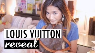 Louis Vuitton Reveal | Preloved Vintage Noe