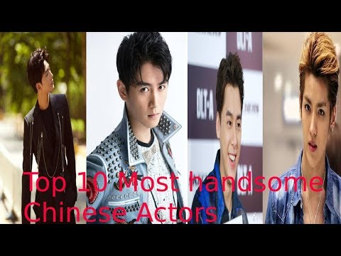 Top 10 Most Handsome chinese Actors 2019 //Chen Xiao //Yang Yang//Kris Wu//Li Yifeng And More