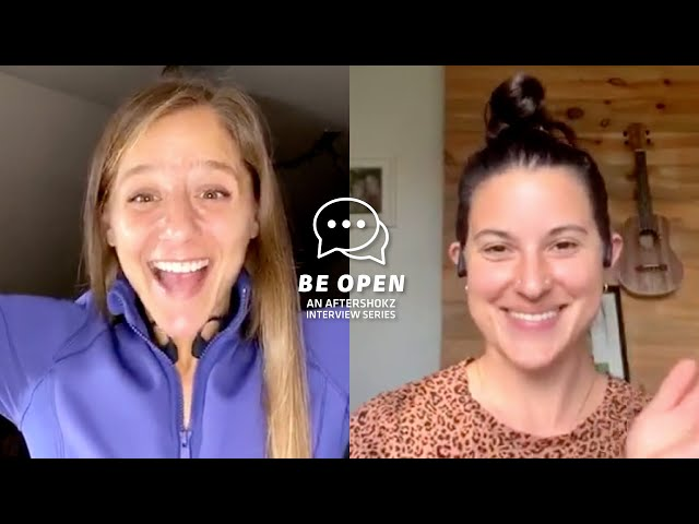 AfterShokz   Be Open With Lacey Henderson