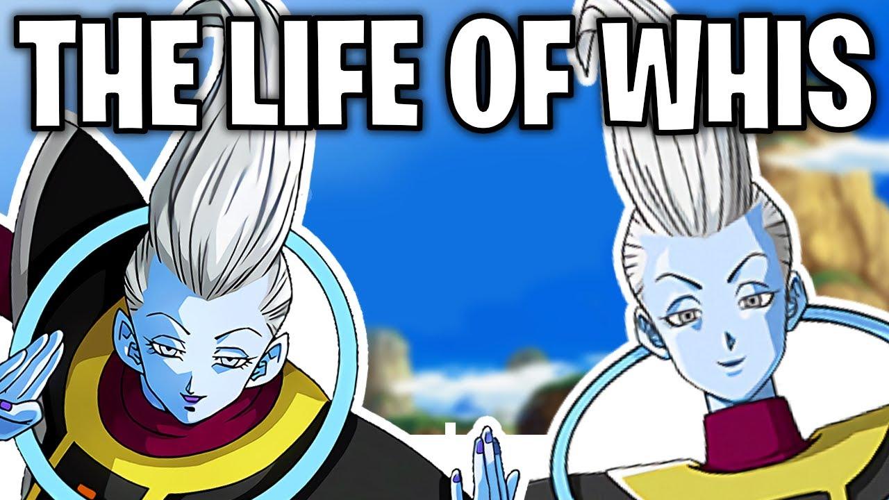 The Life Of Whis (Dragon Ball)