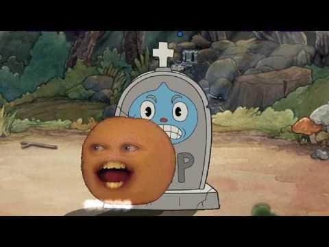 Mugen Request Annoying Orange Vs Goopy Le Grande (Cuphead)