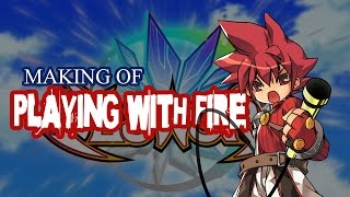 ELSWORD - Playing with fire (Making Of- Edit) | Vincent Lee