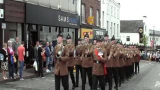 Armed Forces Day Parade Ballymena 2015