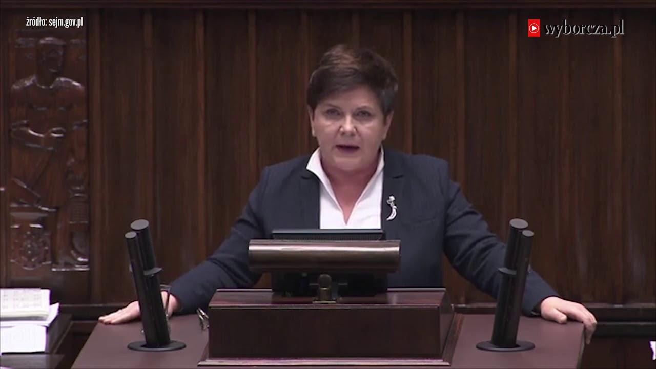 """Szydło: Premie ministrom się należały. Zapomniała o """"umiarze i pokorze"""" z expose?"""