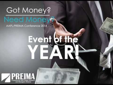 Got Money? Need Money? Conference 2014 in Kansas City