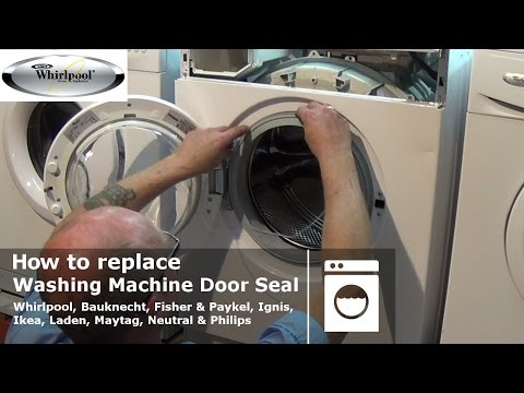 Whirlpool Front Load Washer Disassembly Repair Help Doovi