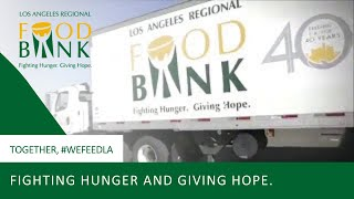 An Introduction to the Los Angeles Regional Food Bank