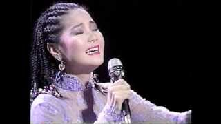 1985 NHKホール Teresa Teng.