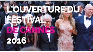 Le Festival de Cannes : Woody Allen, Blake Lively, Donald Sutherland et Vanessa Paradis   Tapis rose