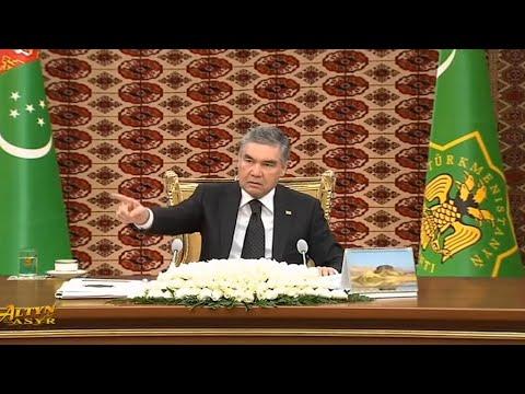 'You're Fired': Turkmen