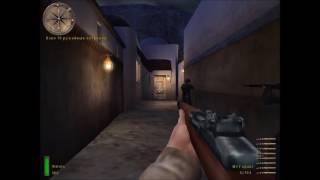 Игра Medal of Honor Allied Assault (Медаль за Отвагу), геймплей