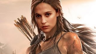 Why The New Lara Croft Looks So Familiar