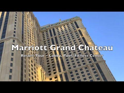 Marriott Vacation Club's Grand Chateau Las Vegas Resort Tour