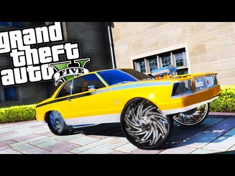 Keefy's Malibu Donk! - GTA 5 Real Hood Life 2 - Day 76