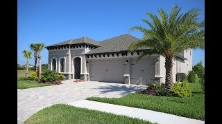 Home Tour - Murano Plan by Vitale Homes at WaterGrass | Wesley Chapel, FL