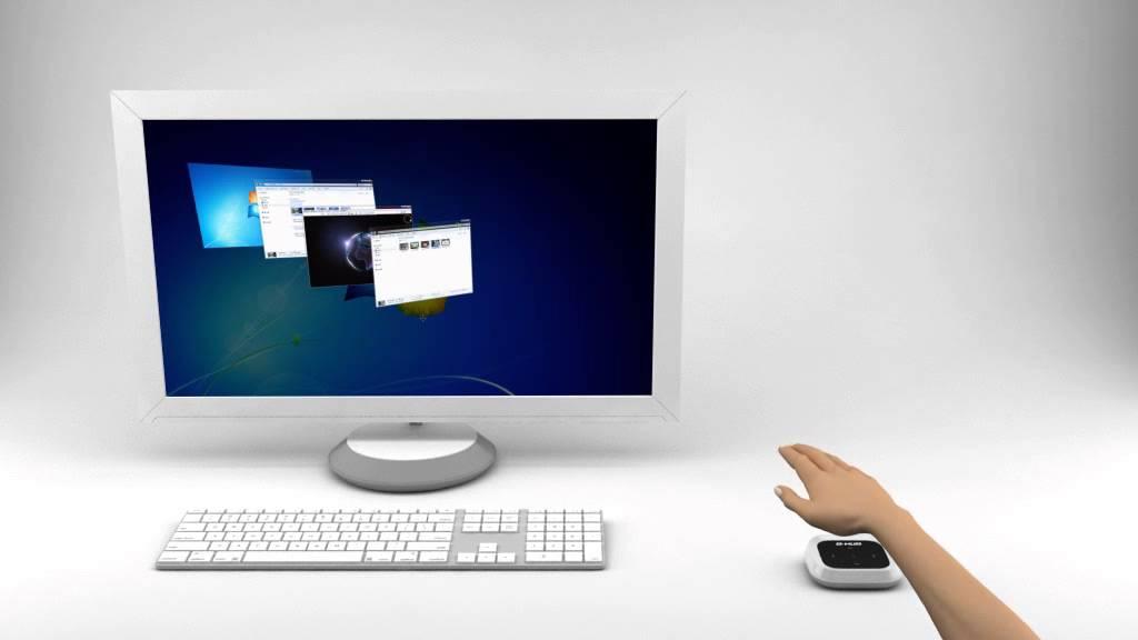 G-HUB PC Application Demo (3D Position Sensor) - YouTube