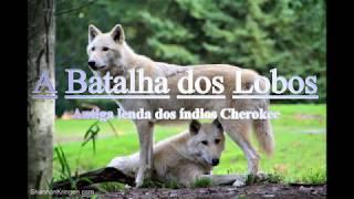 A batalha interna dos lobos
