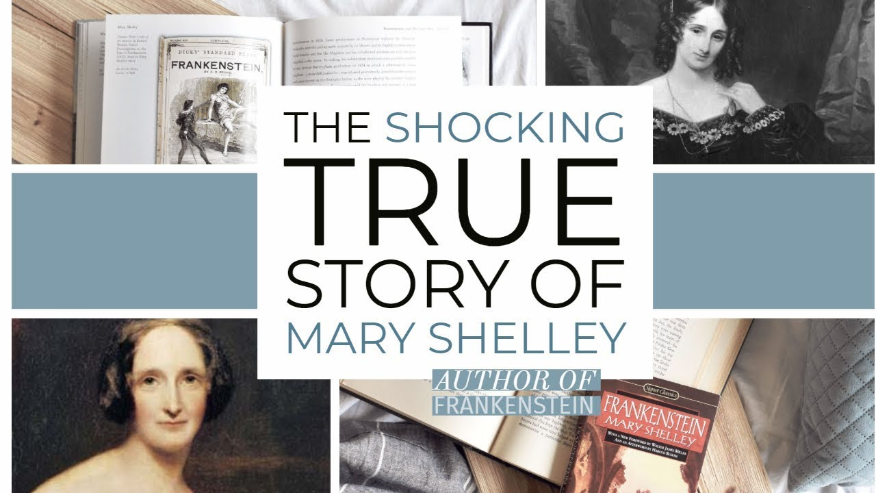 Download 10 Shocking Facts About Mary Shelley   The Scandalous True Story of the Author of Frankenstein