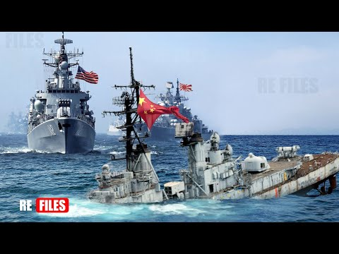 War begins (Jul 28,2021) US and Japan Military Warn All-out War with China Military near Taiwan