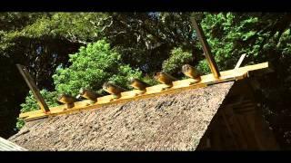 伊雑宮(伊勢神宮 内宮別宮) 写真動画(音楽入り)志摩の開運神社