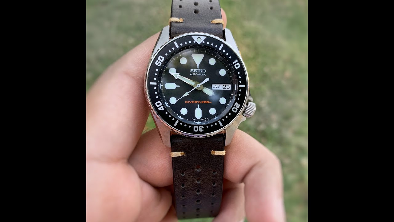 Seiko SKX013 — AFFORDABLE WRIST TIME