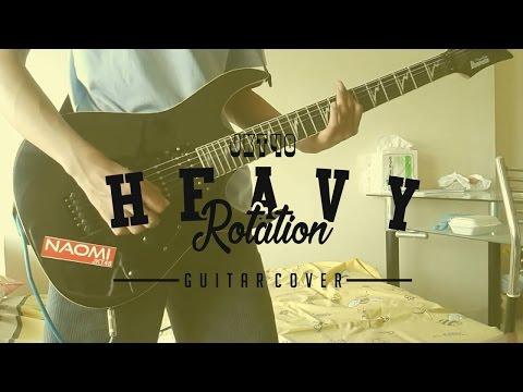 JKT48 - Heavy Rotation (Guitar Cover)