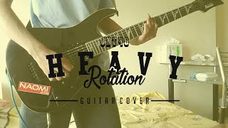 JKT48 - Heavy Rotation (Guitar Cover)