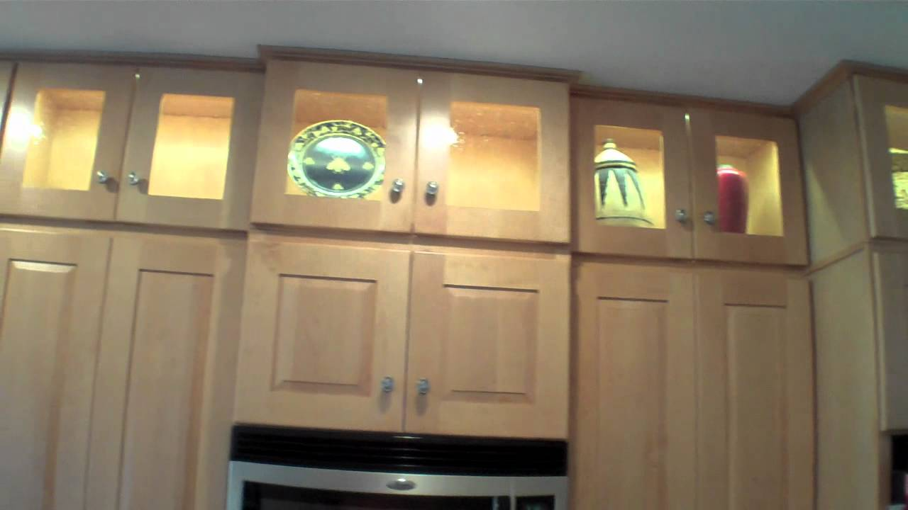 charlotte kitchen cabinets discounted appliances stacked - youtube